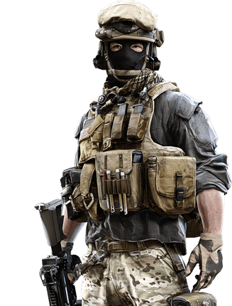 ATB-Mitglied Battlefield Klasse